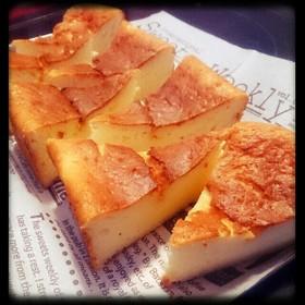 ヘルシー☆カッテージチーズのチーズケーキ