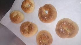 オーブンdeさくさくドーナツ