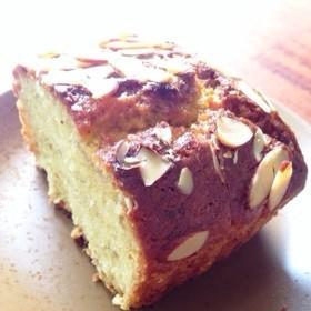 梅ジャムで作る さっぱりパウンドケーキ
