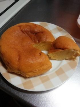 炊飯器で☆ベビーチーズのスフレケーキ