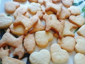 ビニール袋で♪超簡単マーガリンクッキー