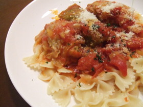 簡単トマト料理