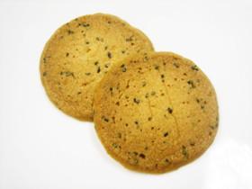 FPで楽ちん♪黒ごまクッキー