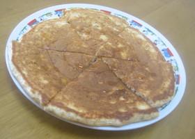 オートミールヨーグルトパンケーキ