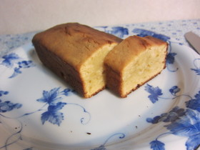 ☆梅ジャムのパウンドケーキ☆