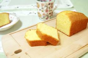 やみつきになる♡超簡単パウンドケーキ