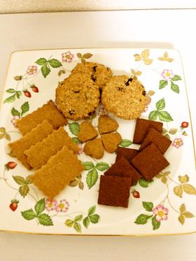 20分で美味しい☆【ココアクッキー】