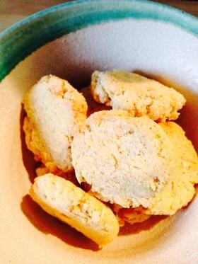 ダイエットに、おからクッキー。