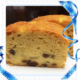 母から娘に伝えたいパウンドケーキ