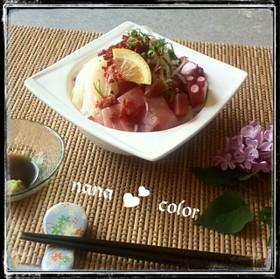 皆大好き海鮮丼!酢飯とたれがおいしいレシピ10選