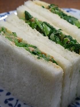 壬生菜の食べ方に悩んだらこのレシピ!シャキシャキおいしい京野菜♪