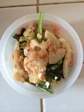 体に優しい小松菜レシピ