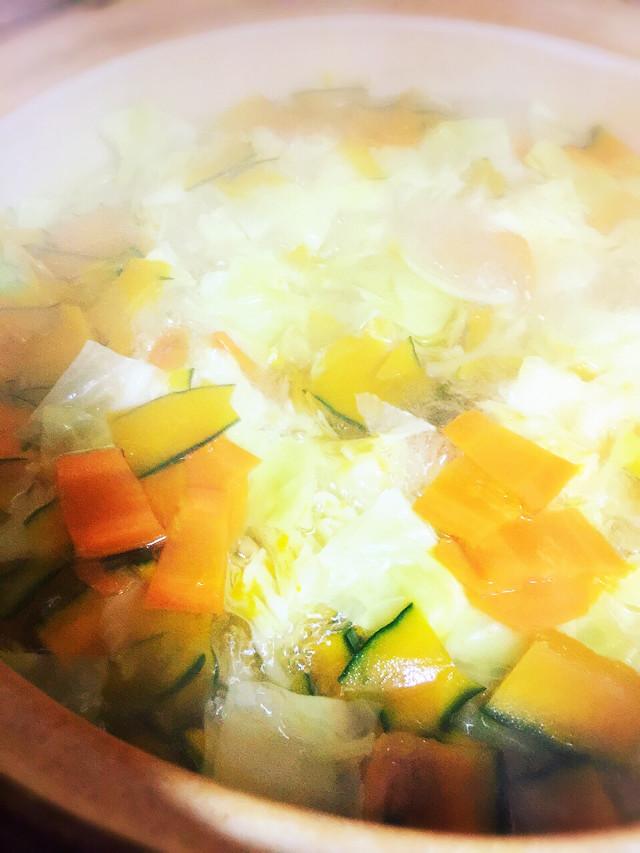 ハーバード式スープデトックス