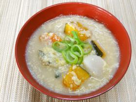 節分に・大豆のお味噌汁❀呉汁(ごじる)
