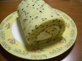 さつまいもロールケーキ