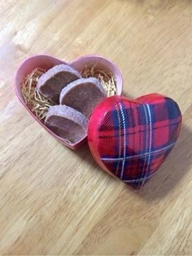 バレンタインに♡さくさくチョコクッキー♡