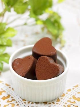 バレンタイン☆簡単生チョコ