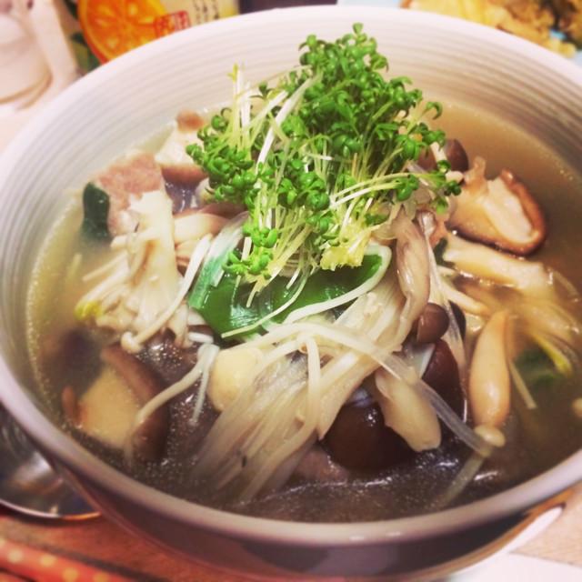 デトックス スープ