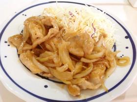 超簡単‼️豚生姜焼き♫