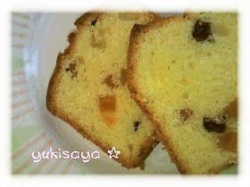 失敗しない☆簡単☆ パウンドケーキ