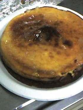簡単☆ちょっぱやベイクドチーズケーキ♪