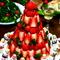 クリスマス☆ツリーケーキ☆.。.:*・