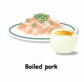 黒味噌ダレの豚シャブサンド★サンドイッチ弁当⑤