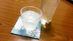 夏の水分補給と熱中症に♪スポーツドリンク