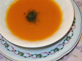 バターナッツかぼちゃのシナモン風味スープ