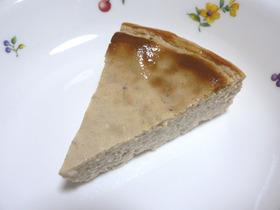 ダイエットいちごベイクドチーズケーキ