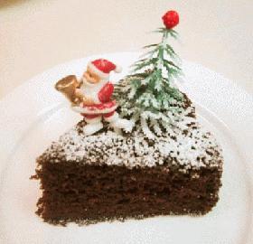 アメリカン・フェザーケーキ*フワフワ*(シフォンケーキの油なしケーキ)