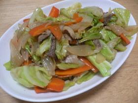 野菜炒めの画像 p1_1