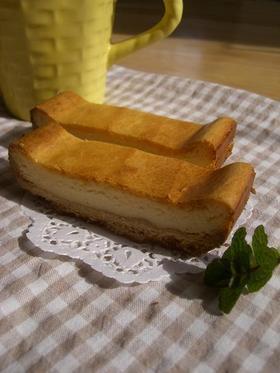 ♪スティックチーズケーキ♪