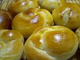 プリン風味のパン、パート2