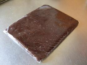 チョコ折込みシート (パン用)