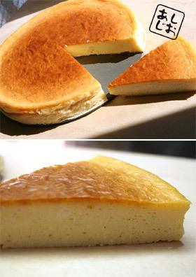 素敵に♪N.Y.チーズケーキ(リッチ編)