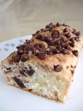 お手軽☆あんチョコケーキ