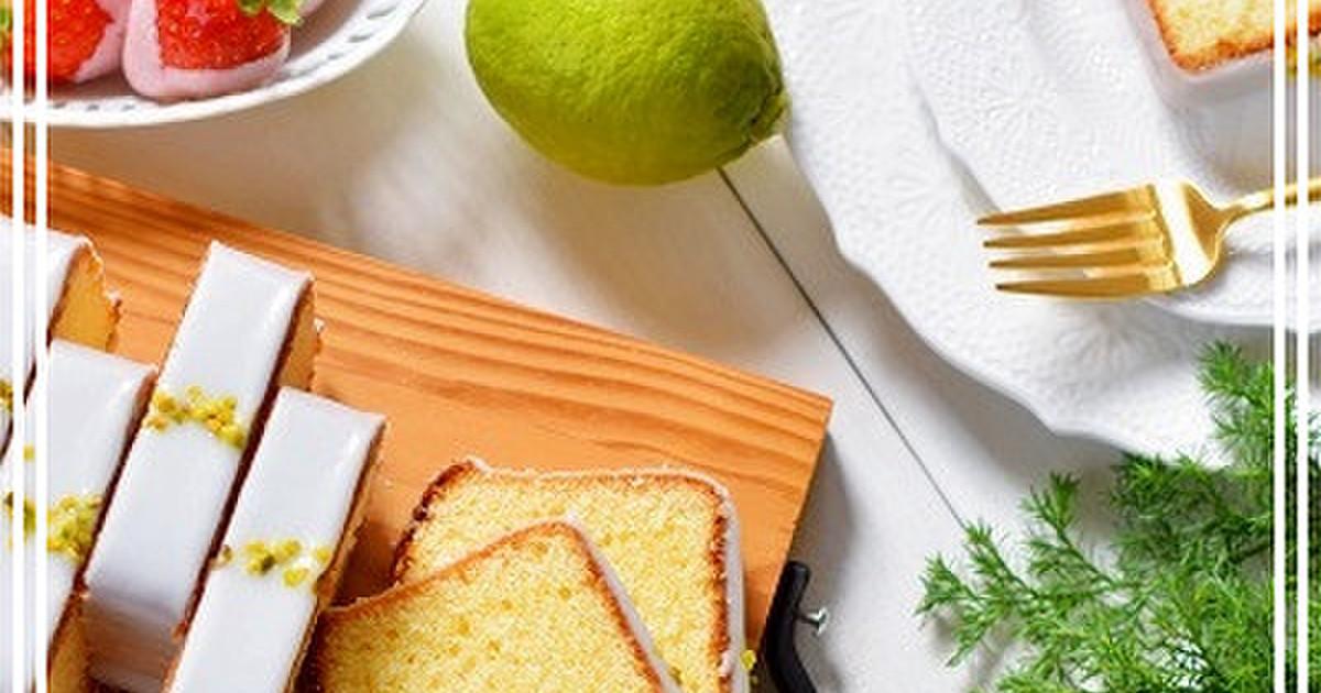 ウィークエンドシトロン レシピ クックパッド