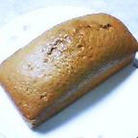 黒糖パウンドケーキ(サラダ油)