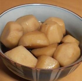 おばあちゃんの里芋の煮物
