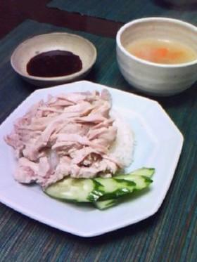 海南鶏飯の画像 p1_15