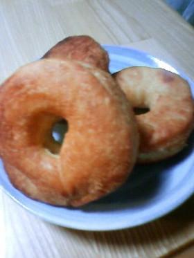 めちゃウマ♡手作りケンタビスのドーナツ♪
