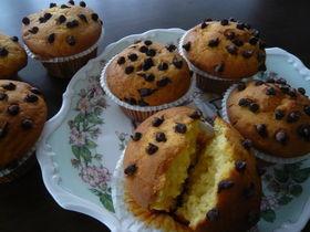 ホットケーキMIXでふわっ♪カップケーキ