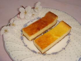 newなめらか濃厚♥ チーズケーキ♥