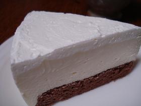 カフェ風レアチーズケーキ♪