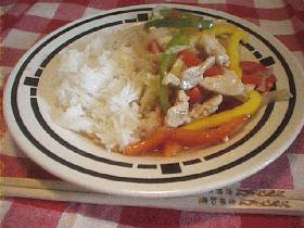 10分レシピ!鶏肉の中華風炒め