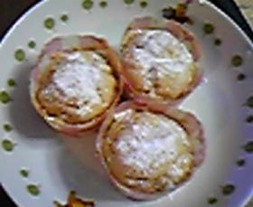 卵なし!豆乳きな粉でふわふわカップケーキ