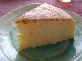 ~ダイズ薫る~豆腐チーズケーキ