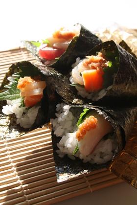 いつもの具では物足りない!手巻き寿司変わりネタレシピ15選