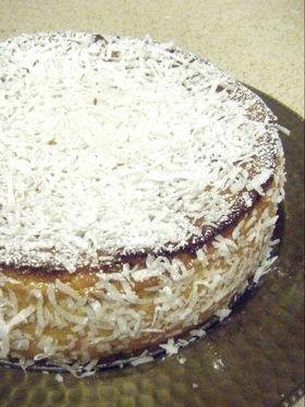スイートポテトXココナッツXチーズケーキ
